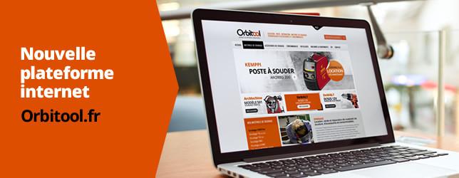 Site internet Orbitool